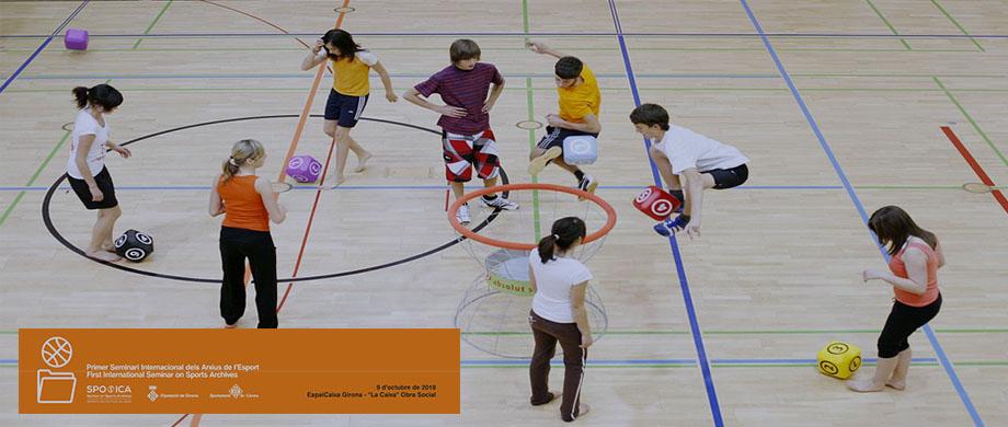 I Seminari Internacional d'Arxius de l'Esport