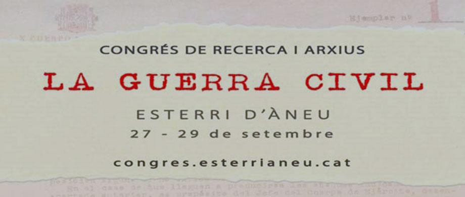 Congrés de Recerca i Arxius d'Esterri d'Àneu