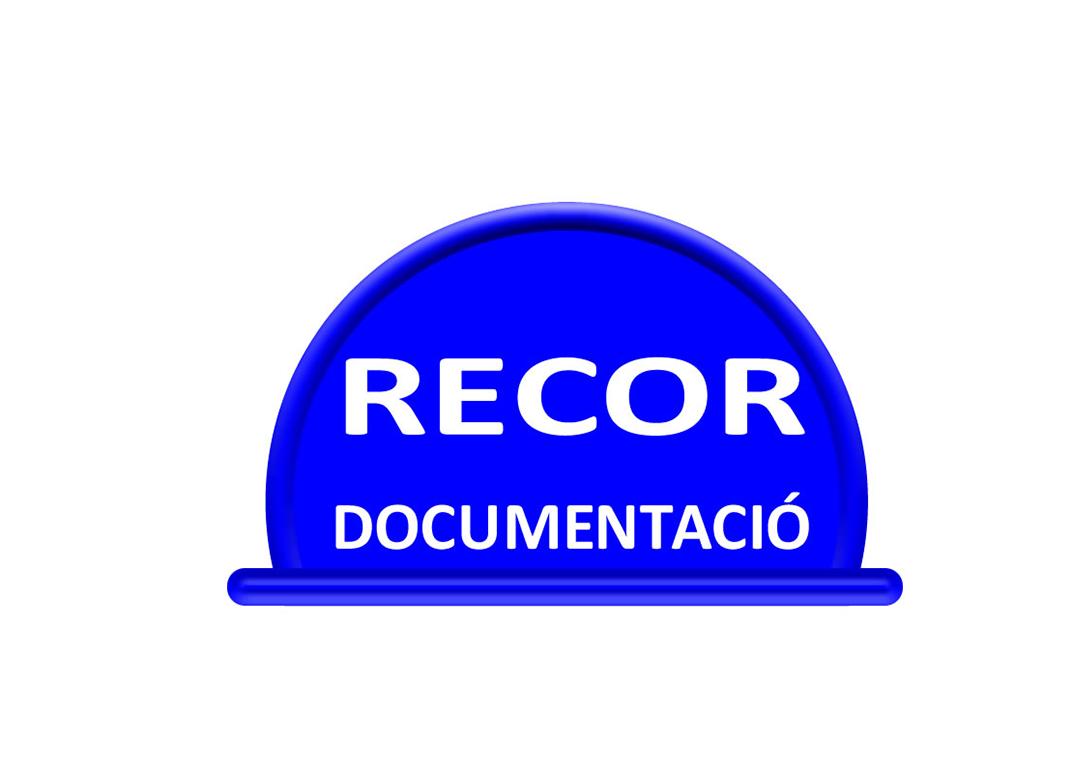 RECOR DOCUMENTACIÓ