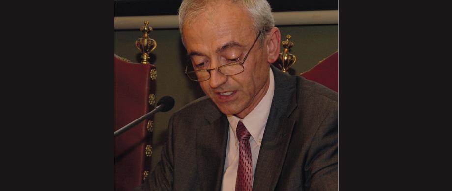 El Ministeri de Justícia condecora el soci de l'AAC Laureà Pagarolas