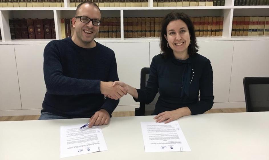 Formalització del protocol entre l'AAC-GD i el Consell de Col·legis de Secretaris, Interventors i Tresorers d'Administració Local de Catalunya